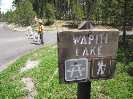 Wapitilake Trail